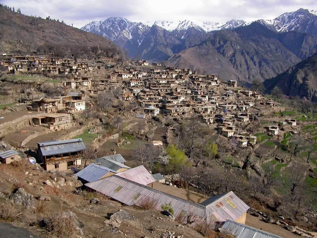 Syada village